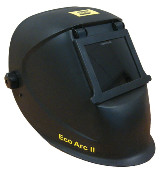 Маска сварщика ESAB ECO-ARC II 90 х 110, фото - Метэкс