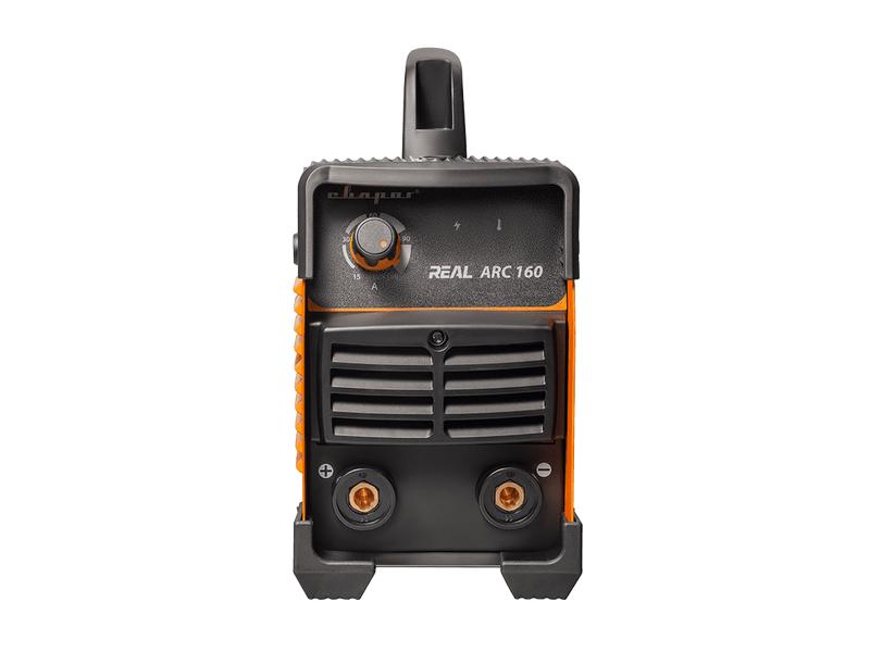 """Инвертор сварочный ARC-160 """"REAL"""" (Z240N), фото , изображение 2 - Метэкс"""