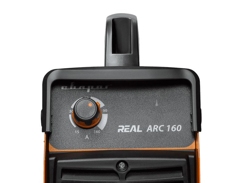 """Инвертор сварочный ARC-160 """"REAL"""" (Z240N), фото , изображение 3 - Метэкс"""