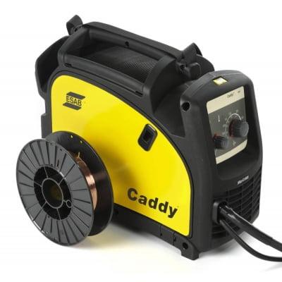 Сварочный инвертор компактный Caddy Mig C 160 i, фото , изображение 7 - Метэкс