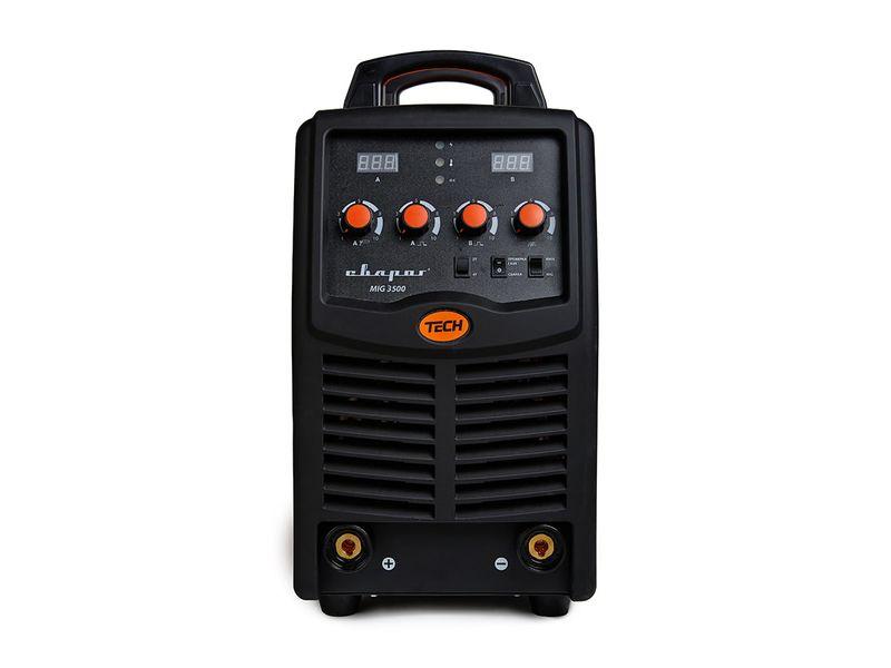 Сварочный инвертор TECH MIG 3500 (N222), фото , изображение 4 - Метэкс