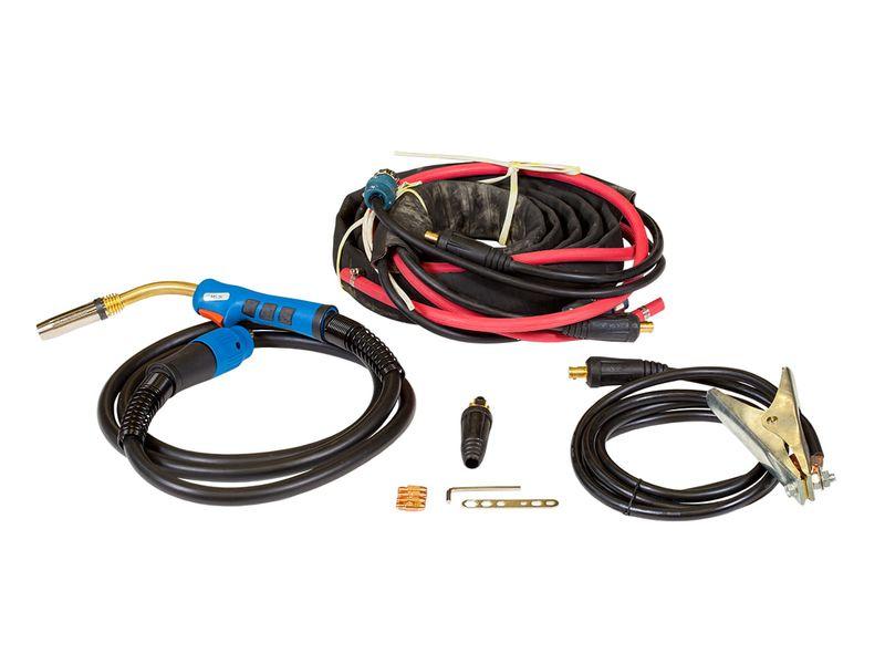 Сварочный инвертор TECH MIG 3500 (N222), фото , изображение 8 - Метэкс