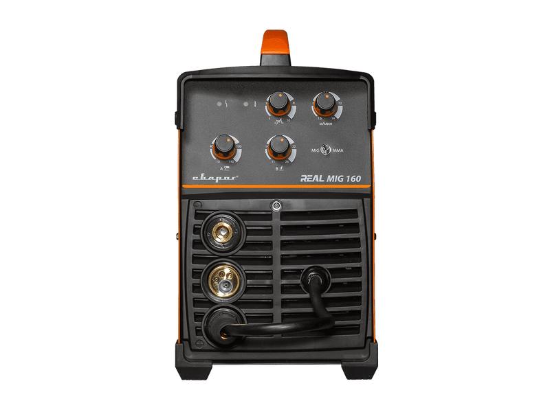 Сварочный инвертор REAL MIG 160 (N24001N), фото , изображение 2 - Метэкс