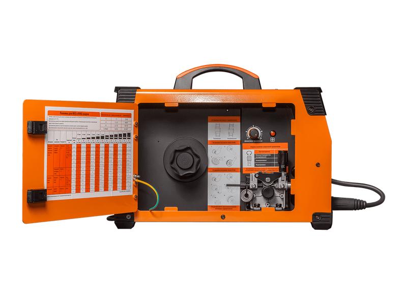 Сварочный инвертор REAL MIG 160 (N24001N), фото , изображение 5 - Метэкс