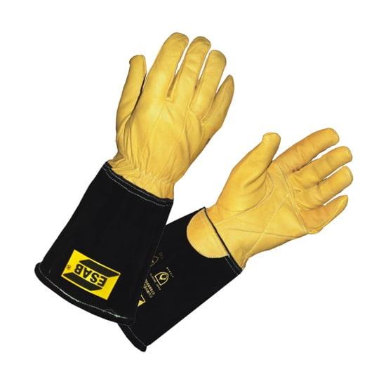 Перчатки сварочные ESAB Curved Tig XL, фото  - Метэкс