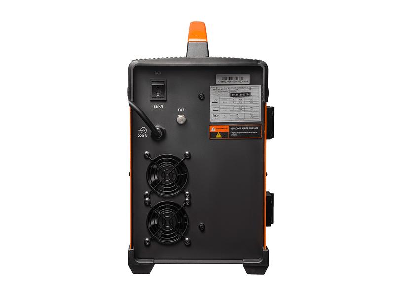 Сварочный инвертор REAL MIG 200 (N24002N), фото , изображение 4 - Метэкс