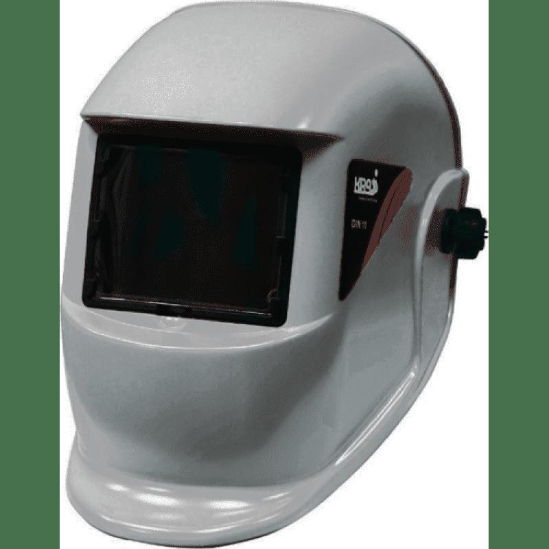 Маска сварщика WH 4000 WEGA Серый 110х90, фото  - Метэкс
