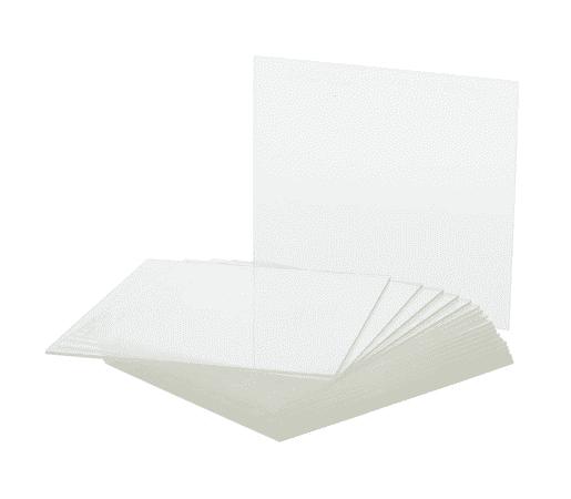Пластина защитная поликарбонат 116.5х104х1, фото - Метэкс