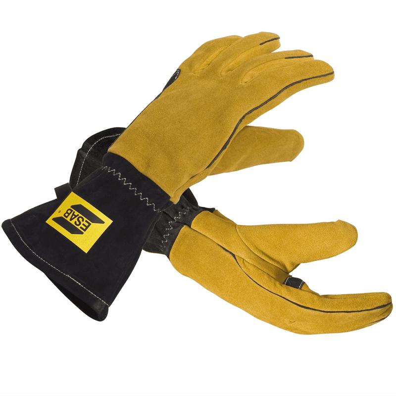 Перчатки сварочные ESAB Curved Mig/Mag XL, фото - Метэкс
