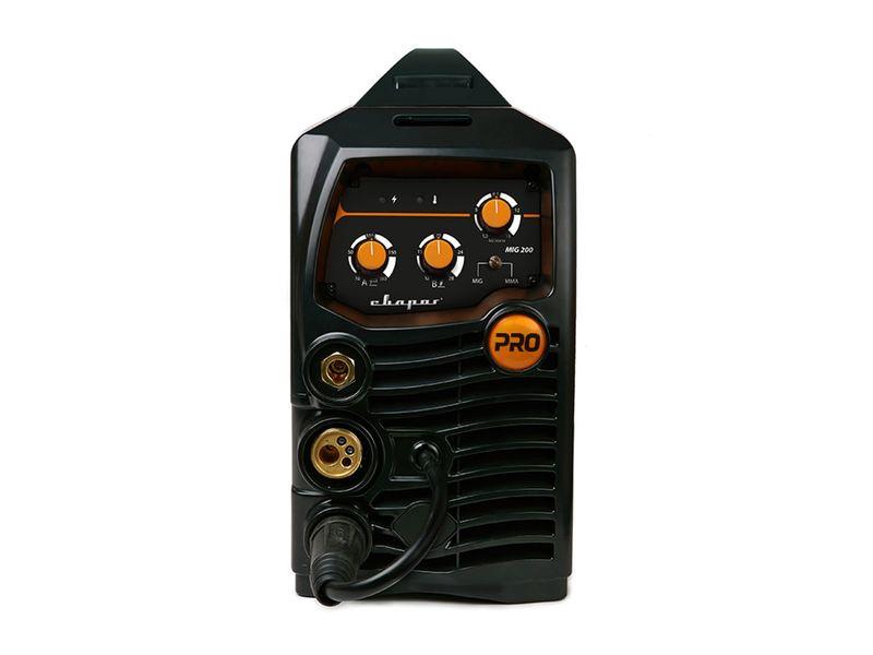 Сварочный инвертор PRO MIG 200 (N220), фото , изображение 2 - Метэкс