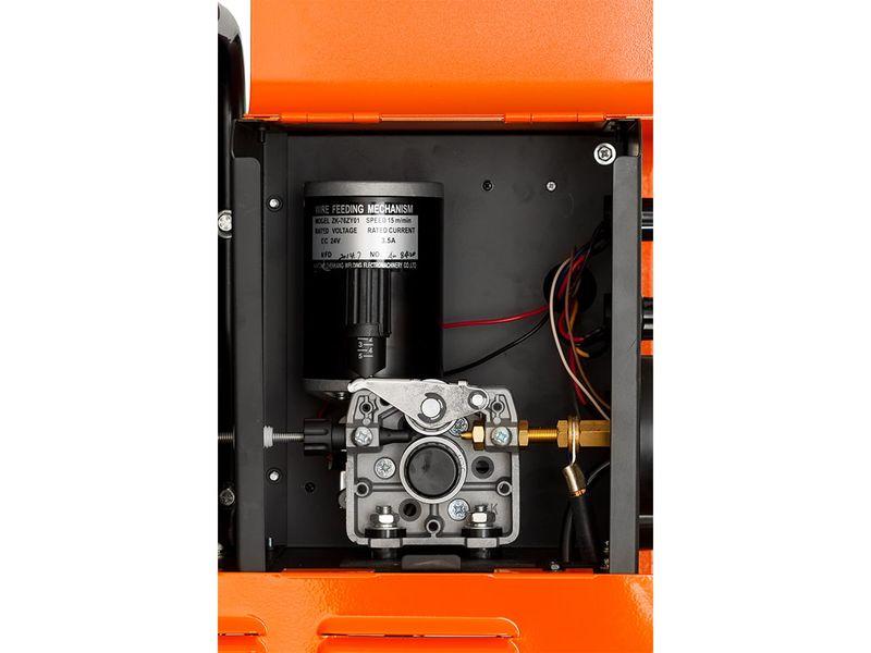 Сварочный инвертор MIG 250 Y (J04-M), фото , изображение 5 - Метэкс