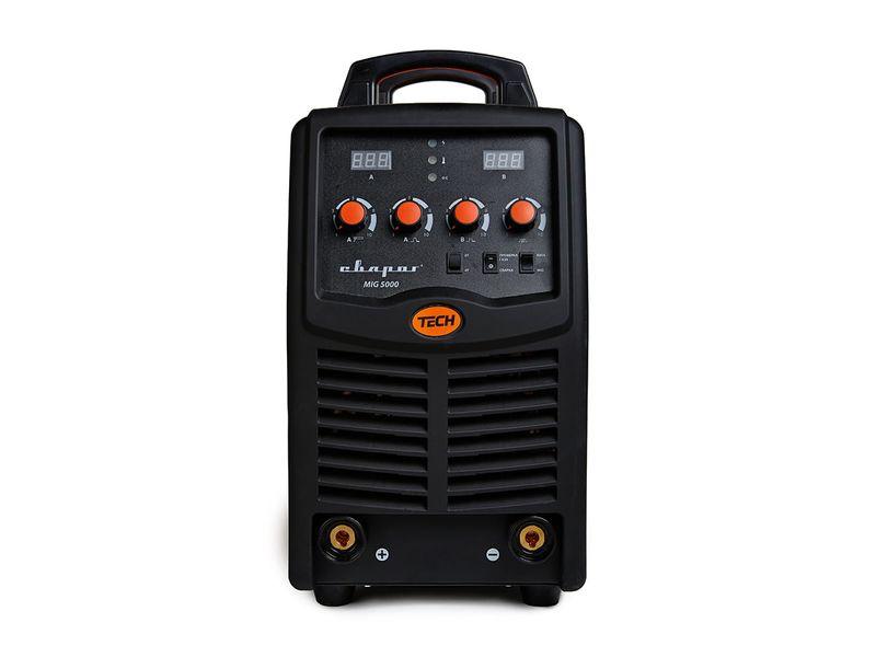 Сварочный инвертор TECH MIG 5000 (N221), фото , изображение 4 - Метэкс