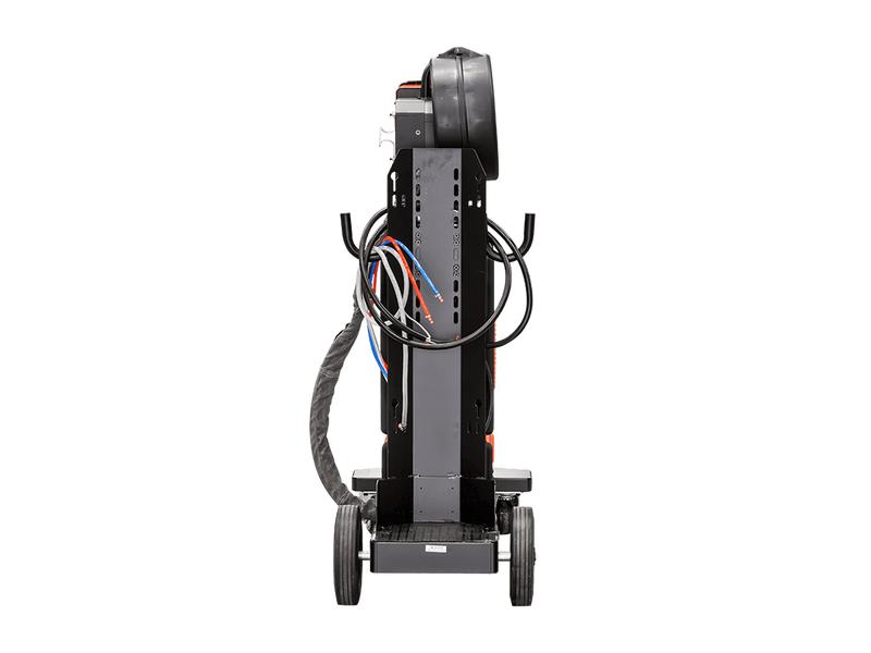 Сварочный инвертор TECH MIG 350 P (N316), фото , изображение 5 - Метэкс