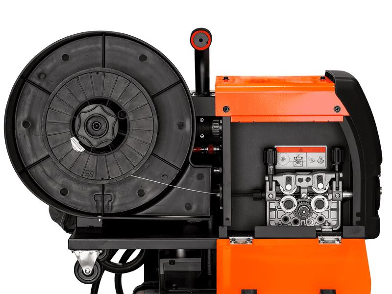 Сварочный инвертор TECH MIG 350 P (N316), фото , изображение 6 - Метэкс
