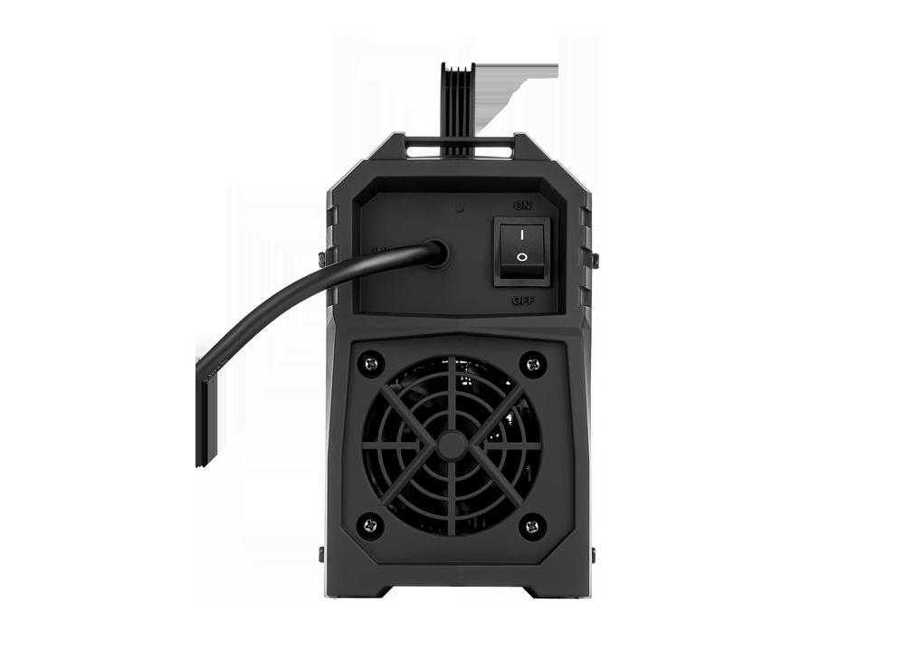 """Инвертор сварочный ARC-200 """"REAL SMART"""" (Z28303) Black (маска+краги), фото , изображение 5 - Метэкс"""
