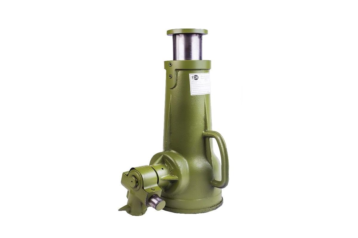 Домкрат механический бутылочный 3,2 т TOR 12631, фото - Метэкс
