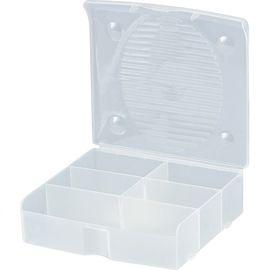 Блок для мелочей 14 x 13 см прозрачный матовый СИБРТЕХ 90721, фото  - Метэкс