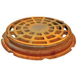 Дождеприемник круглый ДК (840*110 мм), фото  - Метэкс