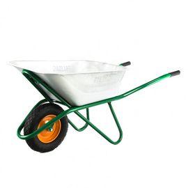 Тачка одноколесная грузоподъемность 200 кг объем 90 л садово-строительная усиленная Palisad, фото , изображение 2 - Метэкс