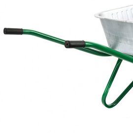 Тачка двухколесная грузоподъемность 320 кг объем 100 л садово-строительная усиленная Сибртех, фото , изображение 5 - Метэкс