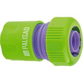 Соединитель пластмассовый быстросъемный для шланга 3/4 PALISAD 66160, фото - Метэкс