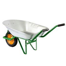 Тачка одноколесная грузоподъемность 160 кг объем 78 л садовая Palisad, фото , изображение 2 - Метэкс