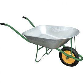 Тачка одноколесная грузоподъемность 160 кг объем 78 л садовая Palisad, фото , изображение 4 - Метэкс