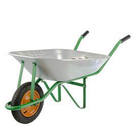 Тачка одноколесная грузоподъемность 160 кг объем 78 л садовая Palisad, фото , изображение 5 - Метэкс