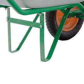 Тачка двухколесная грузоподъемность 170 кг объем 78 л садовая Palisad, фото , изображение 6 - Метэкс