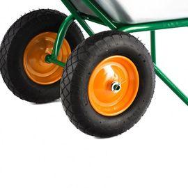 Тачка двухколесная грузоподъемность 320 кг объем 100 л садово-строительная усиленная Palisad, фото , изображение 4 - Метэкс