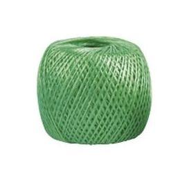 Шпагат полипропиленовый зеленый 60 метров 1200 текс, фото - Метэкс