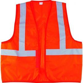 Жилет сигнальный оранжевый размер XXL Сибртех, фото - Метэкс