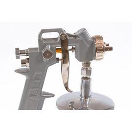 Краскораспылитель пневматический с нижним бачком V 1, 0 л сопло D 1.2, 1.5 и 1.8 мм MATRIX 57316, фото , изображение 3 - Метэкс
