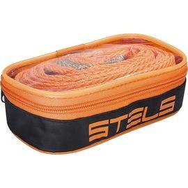 Трос буксировочный 2,5 тонны 2 крюка сумка на молнии STELS 54377, фото  - Метэкс