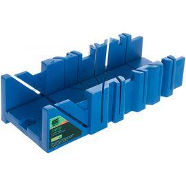 Стусло пластиковое 300 х 90 мм 6 углов для запила СИБРТЕХ 22576, фото  - Метэкс