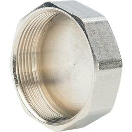 "Заглушка никелированная резьб. 40 (1 1/2"") ВР, фото  - Метэкс"