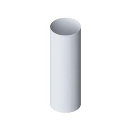Труба ПВХ белый (6), фото  - Метэкс