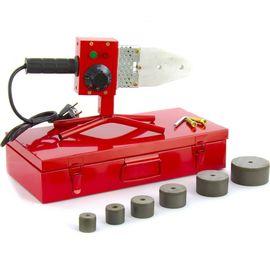 Аппарат для сварки пластиковых труб KW 800 20-25-32-40-50-63 мм, фото  - Метэкс