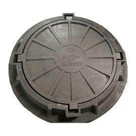 Люк полимерный нагрузка 25000 кг., фото  - Метэкс