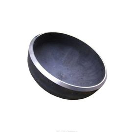 Заглушка эллиптическая 76 х 3,5, фото  - Метэкс