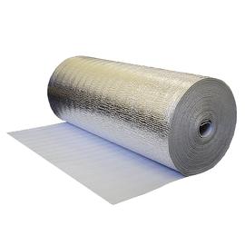 Теплоизоляция Мегафлекс 05 (1*25м)  с клеевым слоем, фото  - Метэкс