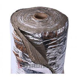 Материал базальтовый огнезащитный рул. МБОР-10Ф(фольг) 1,5*16м (24м2), фото - Метэкс