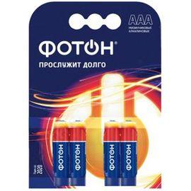 Батарейка ФОТОН ААА (4 шт), фото  - Метэкс