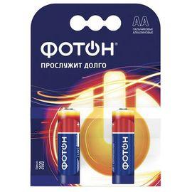 Батарейка ФОТОН АА (2 шт), фото  - Метэкс
