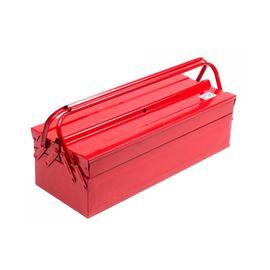Ящик для инструмента 500 мм 3-х секционный металлический SITOMO 21588, фото  - Метэкс