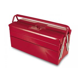 Ящик для инструмента 500 мм 5-ти секционный металлический SITOMO 42271, фото  - Метэкс