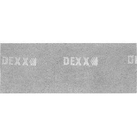 Сетка шлифовальная 105 x 280 мм Р 220 3 шт DEXX 35550-220_z01, фото  - Метэкс