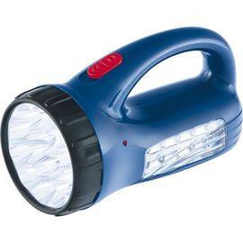 Фонарь поисковый , аккумуляторный 15+10 LED, фото  - Метэкс