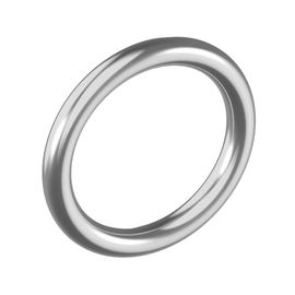 Кольцо оцинкованное 5 х 35 мм, фото  - Метэкс