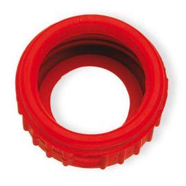 Защитный кожух для манометра 63 мм красный, фото - Метэкс